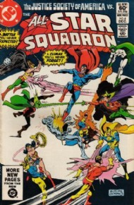 All-Star Squadron 1981 - 1987 #4