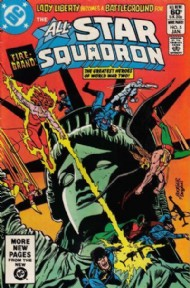 All-Star Squadron 1981 - 1987 #5