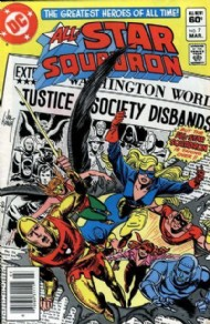 All-Star Squadron 1981 - 1987 #7