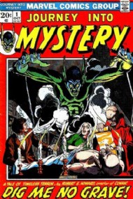 Journey Into Mystery (2nd Series) 1972 - 1975 #1