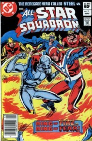 All-Star Squadron 1981 - 1987 #9