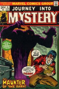 Journey Into Mystery (2nd Series) 1972 - 1975 #4