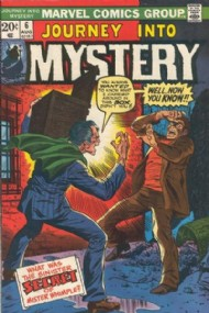 Journey Into Mystery (2nd Series) 1972 - 1975 #6
