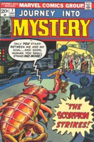 Journey Into Mystery (2nd Series) 1972 - 1975 #7