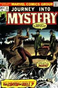 Journey Into Mystery (2nd Series) 1972 - 1975 #9