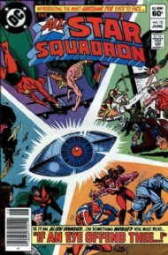 All-Star Squadron 1981 - 1987 #10