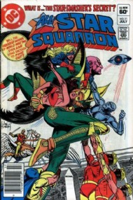 All-Star Squadron 1981 - 1987 #11