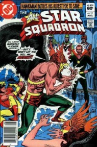 All-Star Squadron 1981 - 1987 #12