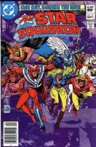 All-Star Squadron 1981 - 1987 #13