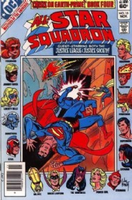 All-Star Squadron 1981 - 1987 #15