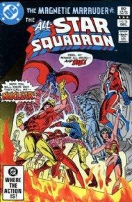 All-Star Squadron 1981 - 1987 #16