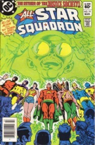All-Star Squadron 1981 - 1987 #19