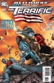 Jsa: Classified 2005 - 2008 #31
