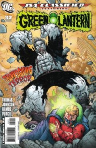Jsa: Classified 2005 - 2008 #32