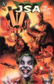 Jsa: the Liberty File 2000 #1