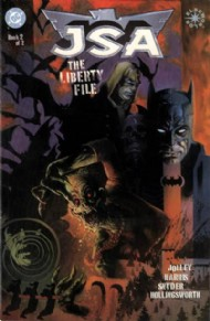 Jsa: the Liberty File 2000 #2