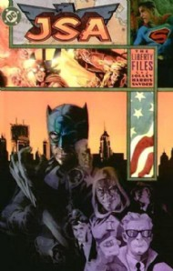 Jsa: the Liberty Files 2004