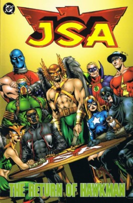 Jsa: the Return of Hawkman