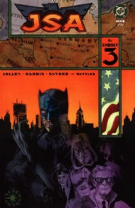 Jsa: the Unholy Three 2003 #1