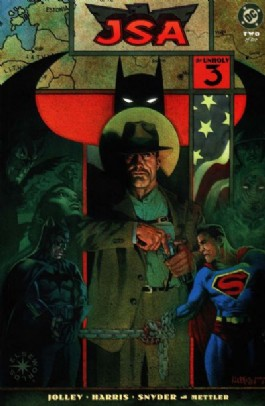 Jsa: the Unholy Three #2