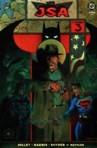 Jsa: the Unholy Three 2003 #2