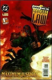 Judge Dredd: Legends of the Law 1994 - 1995 #1