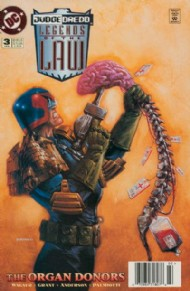 Judge Dredd: Legends of the Law 1994 - 1995 #3