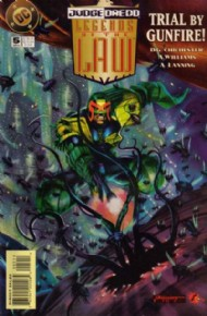 Judge Dredd: Legends of the Law 1994 - 1995 #5