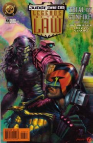 Judge Dredd: Legends of the Law 1994 - 1995 #6