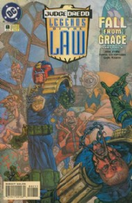 Judge Dredd: Legends of the Law 1994 - 1995 #8