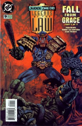 Judge Dredd: Legends of the Law #9