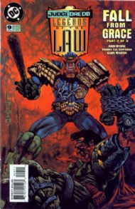 Judge Dredd: Legends of the Law 1994 - 1995 #9