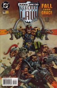 Judge Dredd: Legends of the Law 1994 - 1995 #10