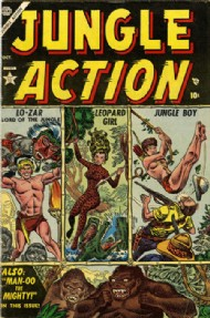 Jungle Action (1st Series) 1954 - 1955 #1