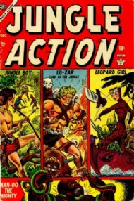 Jungle Action (1st Series) 1954 - 1955 #2