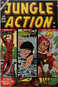Jungle Action (1st Series) 1954 - 1955 #3