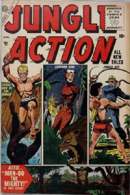 Jungle Action (1st Series) 1954 - 1955 #4