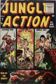Jungle Action (1st Series) 1954 - 1955 #5