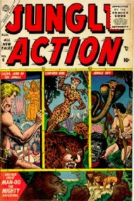 Jungle Action (1st Series) 1954 - 1955 #6