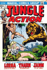 Jungle Action (2nd Series) 1972 - 1976 #1
