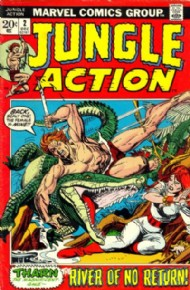 Jungle Action (2nd Series) 1972 - 1976 #2