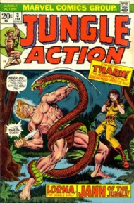 Jungle Action (2nd Series) 1972 - 1976 #3