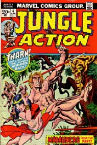 Jungle Action (2nd Series) 1972 - 1976 #4