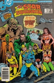 All-Star Squadron 1981 - 1987 #51