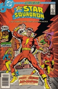 All-Star Squadron 1981 - 1987 #52