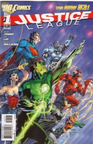 Justice League (2nd Series) 2011 - 2014 #1