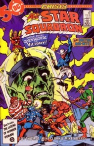 All-Star Squadron 1981 - 1987 #56