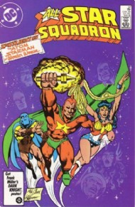 All-Star Squadron 1981 - 1987 #57