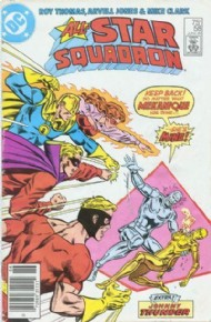 All-Star Squadron 1981 - 1987 #58