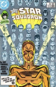 All-Star Squadron 1981 - 1987 #59